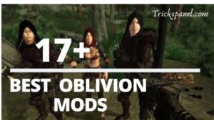 Latest Oblivion Nexus Mods Download