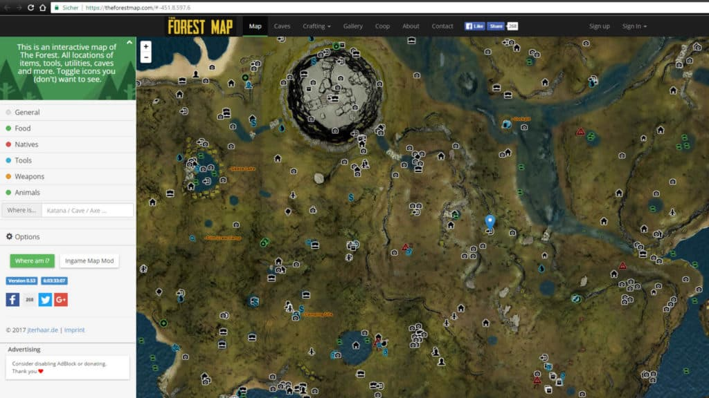 game the forest mods