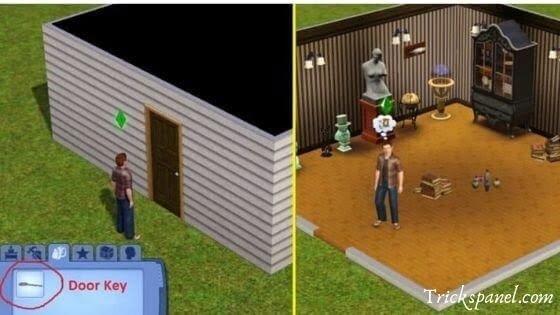 Private room door the sims 3 mods
