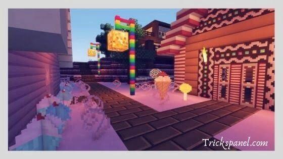 CandyCraft minecraft mod
