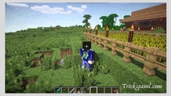 Optifine Minecraft mod