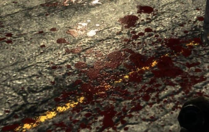 Essential Fallout Blood Texture