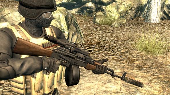 Fallout Weapon mod kit