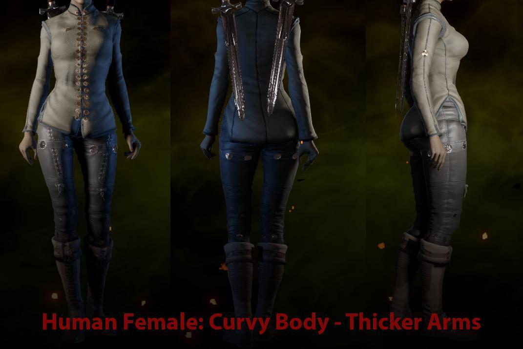 custom body models dragon age