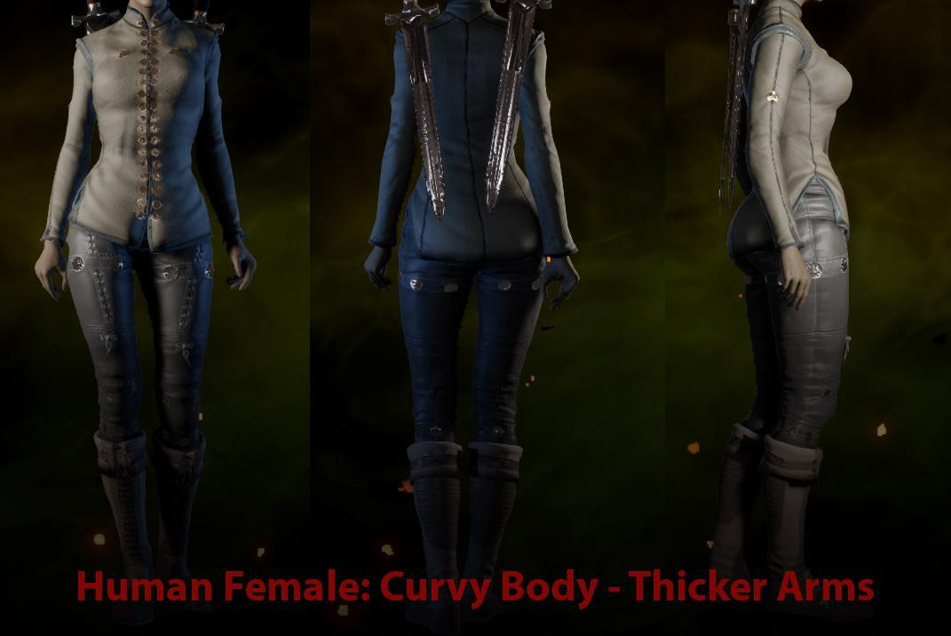 custom body models dragon age