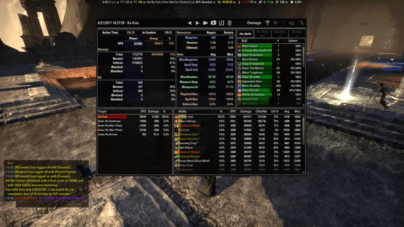 Combat-Metrics